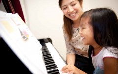 วิดิโอบรรยากาศการเรียนการสอนที่ Aime Musique