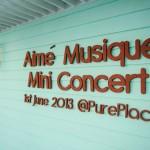 Aime' Musique Mini Concert