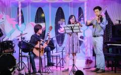 งานคอนเสิร์ตประจำปี Aime Musique @TK Park (vdo)